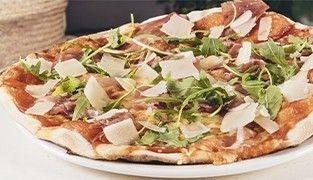 To take away Pizzas La MIna Pizzeria Donostia, ordes online 943427240